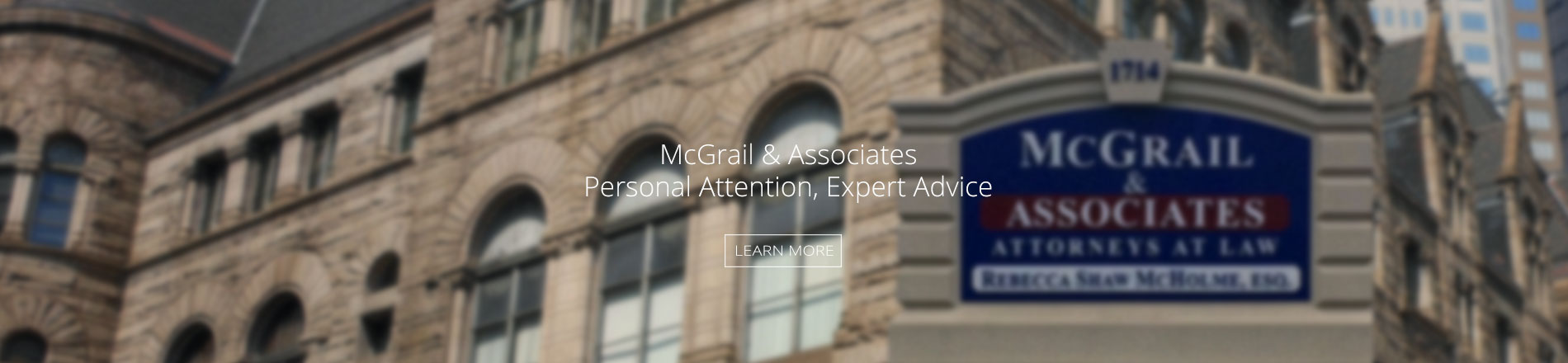 McGrail & Associates a Pittsburgh Law Firm