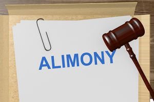 Alimony Title On Legal Documents